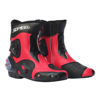 Motorbike Racing Boots Motorcycle Cycling Sports Shoes 40/41/42/43/44/45