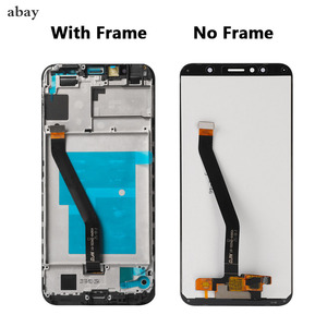 Image 3 - 5.7 inch for Huawei Honor 7C aum L41 Aum L41 LCD Display Touch Screen Digitizer Assembly For Huawei Honor7c ATU LX1 / L21 Frame