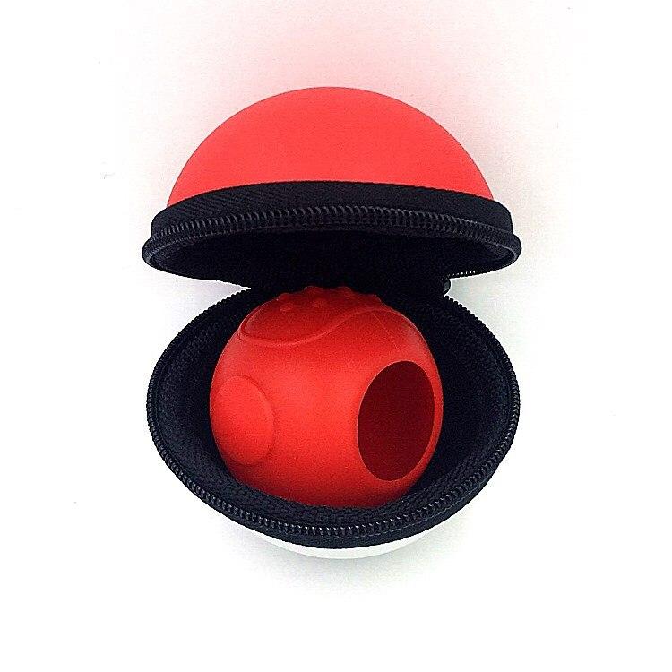 Nintendo Switch Pokemon Ball caja de almacenamiento Elves Orb funda protectora interruptor máquina accesorios de juego