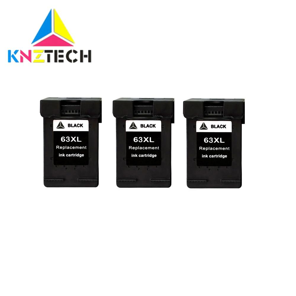 63XL Black Cartridge Compatible For Hp 63 XL Ink Cartridge Hp63 Deskjet 1110 2130 2131 2132 3630 4250 5220 5230 5232 5252