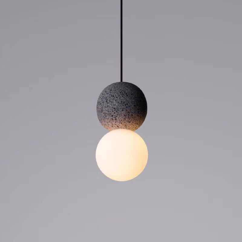 Luminaire Rope  Restaurant  LED  Pendant Lights Hanging Lamp
