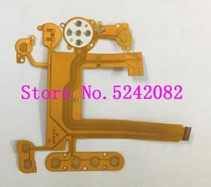 Image 2 - NIEUWE Toetsenbord Knop Achterklep LCD Flex Kabel Voor Nikon D7000 Digitale Camera Reparatie Deel