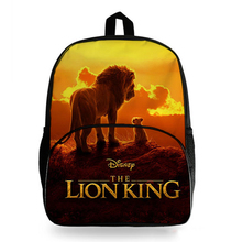 Lion King Nala Simba School Bags Backpack Kids Book Bag Travel Rucksacks Women Men Daily Backpack local lion 22l bicycle backpack bike rucksacks road bag knapsack riding travel backpack ride pack