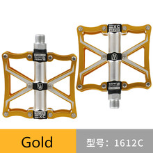цена на Cycling Bike Pedals 3 bearings CNC bmx Road MTB Mountain Bike ultralight antiskid Pedals Bicycle Parts