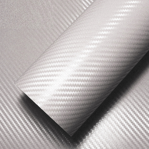 Image 5 - LuDuo 30x127 cm 3D Carbon Faser Vinyl Farbe Wrap Band Self Adhesive Auto Aufkleber Aufkleber Rolle Film Styling auto Zubehör 4 Farben