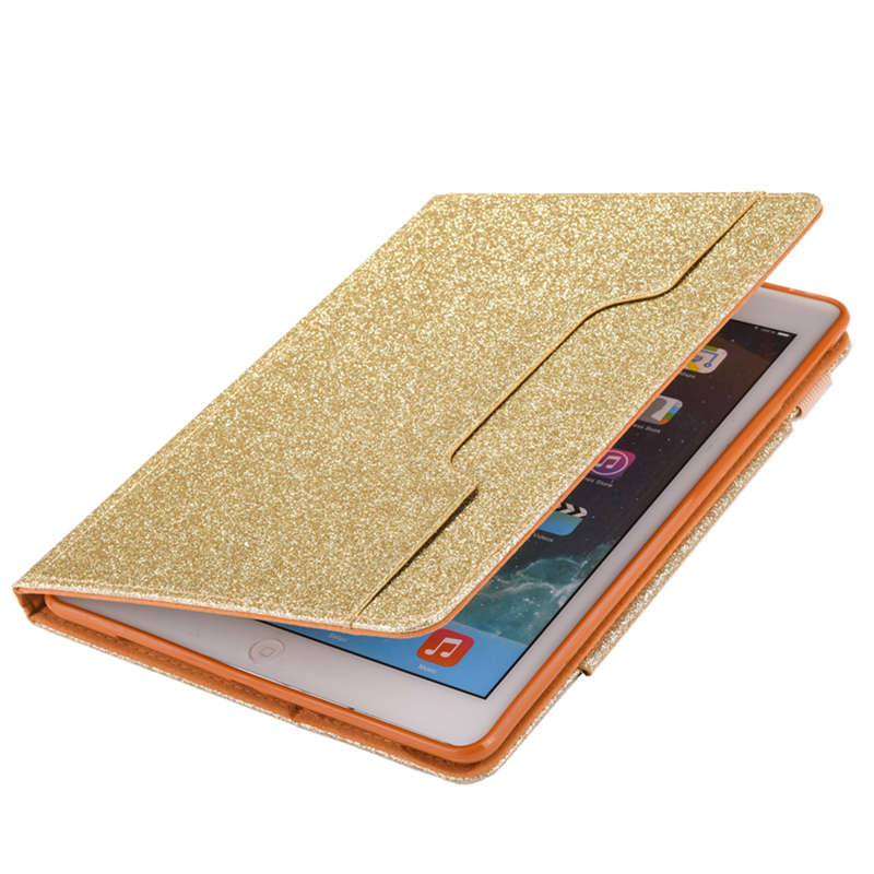 10.2 Funda For Bling 7th 2019 Cover Case 10.2 Coque iPad Leather iPad Glitter For inch