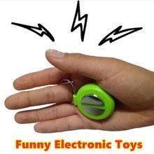 Поражения электрическим током шуточная соска забавные электронные