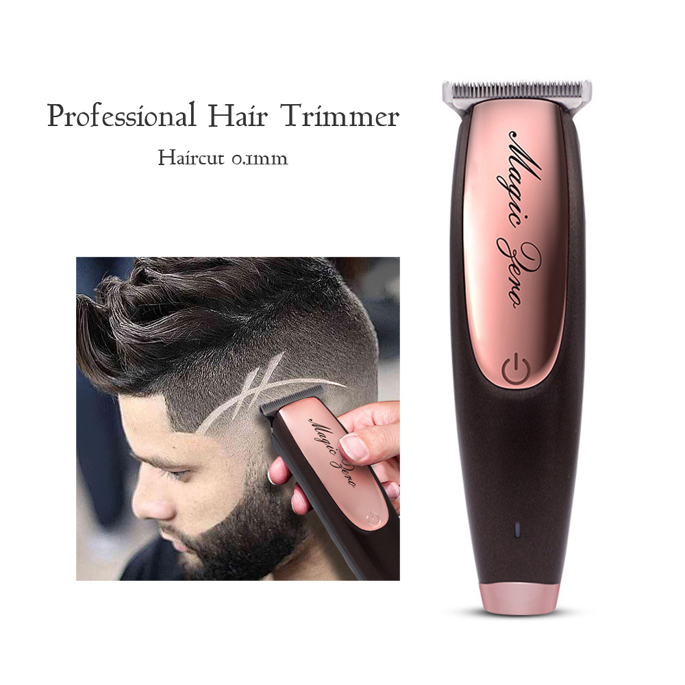 100 240V Powerful Electric Hair Clipper Trimer Professional 0 Beard Bald Hair Trimmer Haircut For Men Barber Shop Cordless in Hair Trimmers from Home Appliances