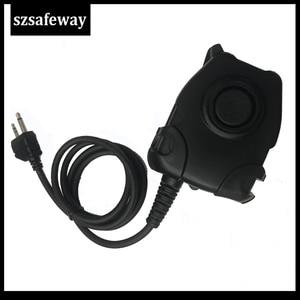 Image 1 - مقاوم للماء PTT كابل ل Z التكتيكية سماعة ComtacII H50 MSA SORDIN H60 HD03 ل ميدلاند G6/G7/G8/G9 GXT550 GXT650 LXT8