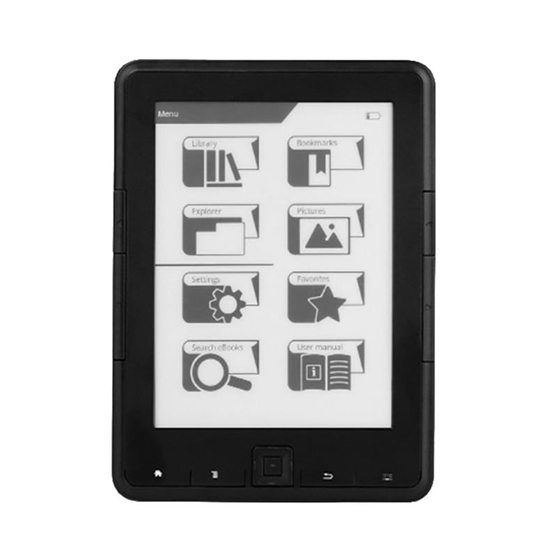 6 Inch Ebook Reader E-Ink Resolution 800x600 4 EBook Reader E-Ink Ereader
