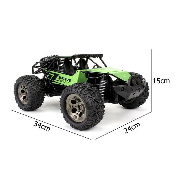 1/12 35Km/h RC Remote Control Car Off Road Racing Cars Vehicle 2.4Ghz Crawlers Electric Monster Truck Adults RC Car Toys 3