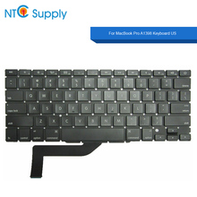 NTC Supply Keyboard US For MacBook Pro Retina 15.4 inch A1398 2012-2015 Year 100% Tested Good Function