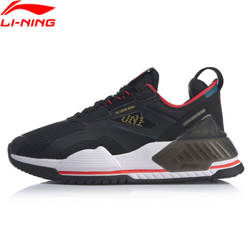 Li-Ning Men 001 T2000 The Trend Stylish Shoes TPU Support LiNing li ning Retro Sport Sneakers AGLQ019 YXB345 - discount item  50% OFF Sneakers