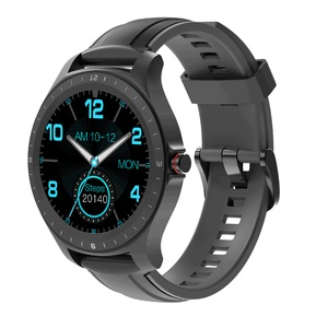 Image 2 - [ bluetooth 5.0 ] BlitzWolf BW HL2 Smart Watch 1.3 Full Round Touch Screen Heart Rate Blood Pressure O2 Monitor IP67 Smartwatch
