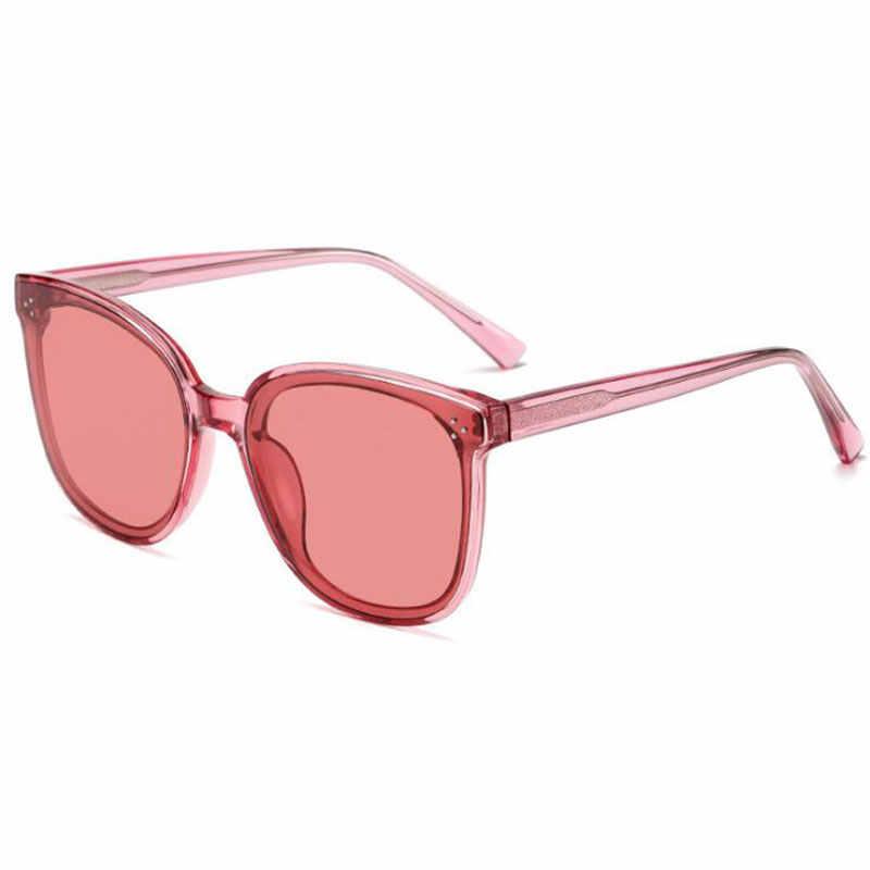 HOTOCHKI VINTAGE แว่นตากันแดดผู้หญิง Retro กระจกขับรถสีสันแว่นตา Polarized สำหรับ Sunshine ผู้หญิง UV400