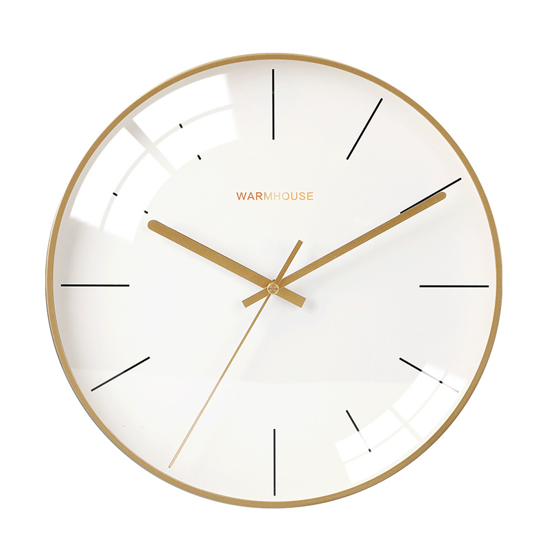 Modern Large Wall Clock Gold Living Room Table Creative Clocks Wall Home Decor Silent Watch Kitchen Clock Duvar Saati Gift FZ001