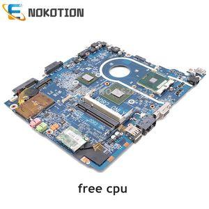 Image 1 - NOKOTION BA92 04641A BA41 00810A עיקרי לוח עבור Samsung NP R20 R20 R25 מחשב נייד האם DDR2 משלוח מעבד מלא עובד
