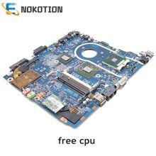NOKOTION BA92 04641A BA41 00810A płytą główną dla Samsung NP R20 R20 R25 laptopa płyty głównej płyta główna w DDR2 darmowa cpu full działa