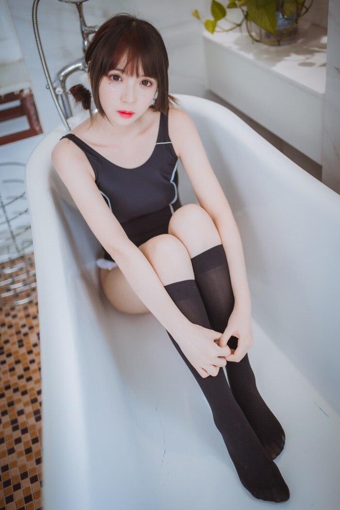 ★网络红人★疯猫ss-浴缸cos[33P/225MB]插图