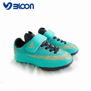 Image 5 - Bloon 少年サッカー靴子供子供のための屋内サッカーシューズスポーツサッカーブーツスニーカーフットボール