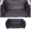 Автомобиль полный кожаный хвост коробка коврик багажник коврик для Toyota RAV4 2013 2014 2015 2016 2017 2018 2019 автомобильный Стайлинг