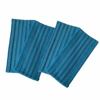 4-Pack Mop Cloths for Vacuum Cleaner Philips Cloths PowerPro FC6400 FC6401 FC6402 FC6404 FC6405 FC6407 FC6408 FC6409 Mop Pad