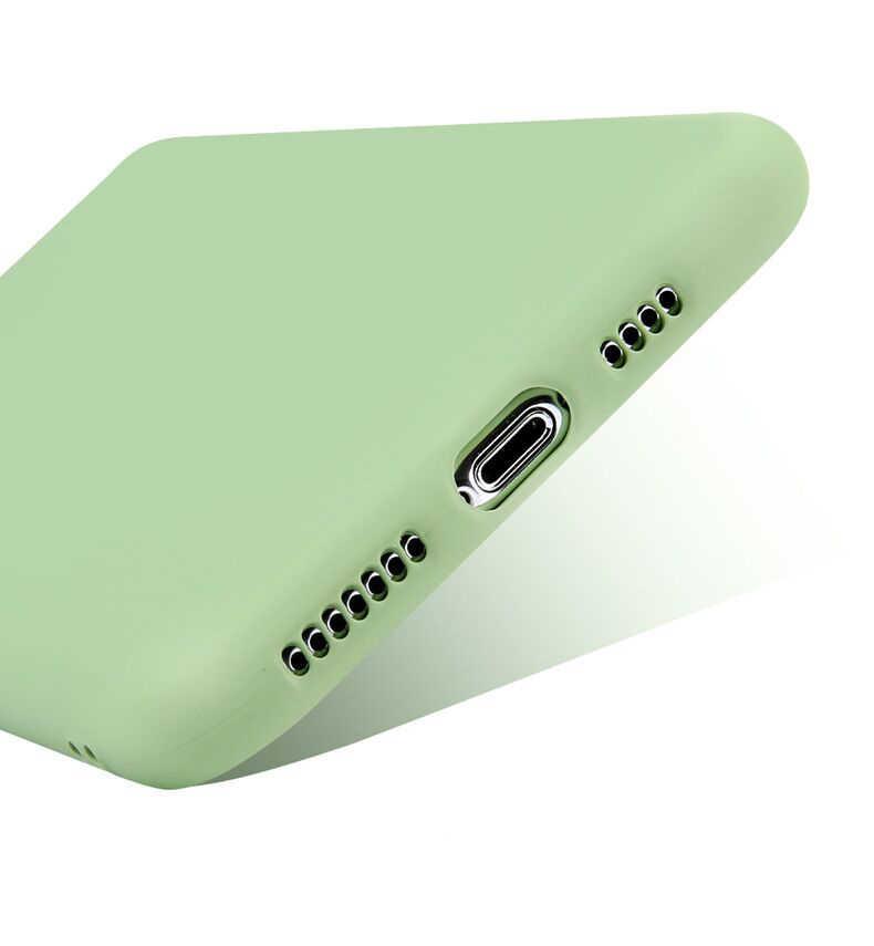 Роскошный мягкий силиконовый чехол для iPhone 7 8 6 6s плюс Чехол для iPhone X XS Max XR 10 для iPhone 11 Pro max 6 6s чехол