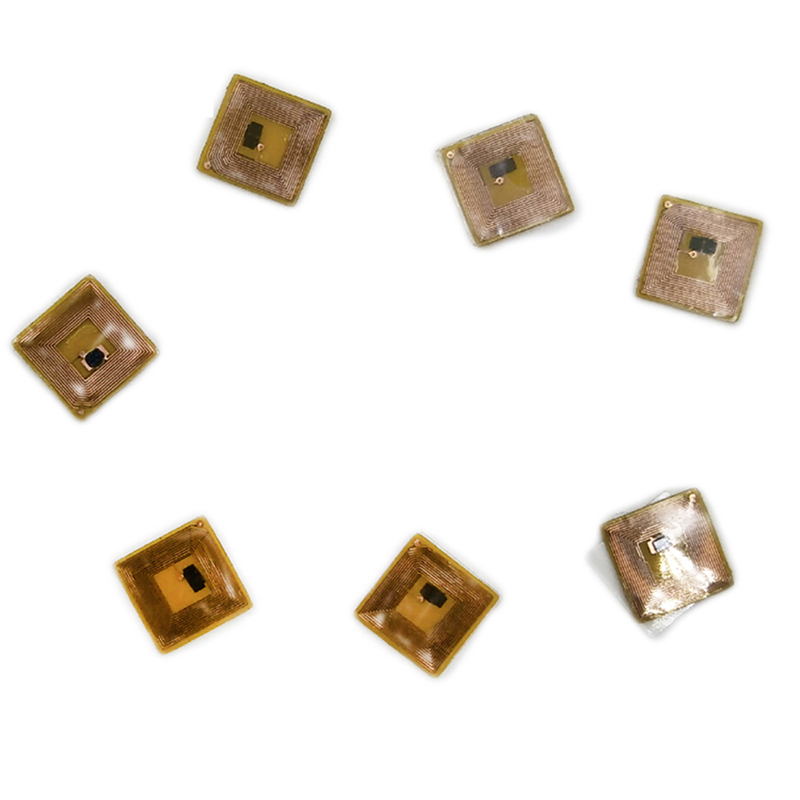 HF 13.56Mhz 5*5mm Micro Mini NFC Ntag213 tag anti-metal FPC NFC sticker for toys Heat resistance ISO14443A