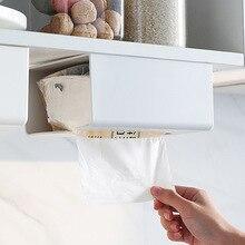 הנילוס מטבח נייר אחסון תיבת רקמות תיבת להדביק קיר רכוב נייר מגבת מחזיק נייר טואלט