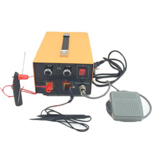 Adjustable Pulse Spot Welder Gold and Silver Jewelry/necklace/earring Welding Machine  Pulse Spot Welder 220V