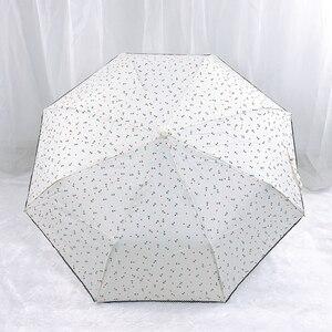 Image 5 - Lotosblume מותג מכירה לוהטת חדש באופן מלא אוטומטית אנטי Uv לנשים מתנת אופנה Windproof שמש גשם גבירותיי מטריות