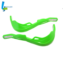 Pair Motorcycle 22MM 28MM Hand Handlebar Handle Fat Bar Guard for Kawasaki KX KLX KXF KDX 60 80 85 125 150 250 450 KX250