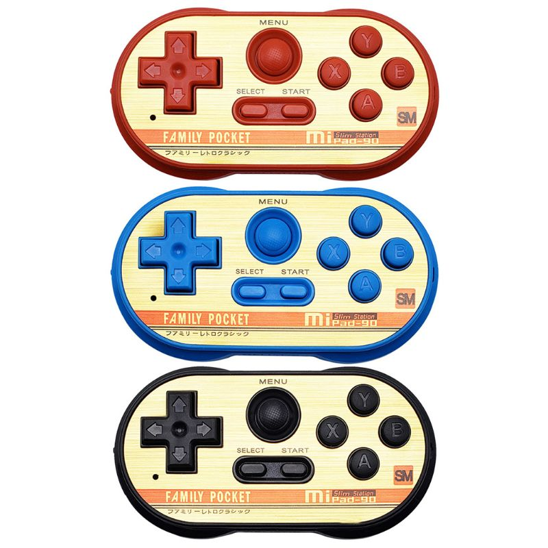 Mini Handheld Video Game Console Players with 20 Classic NES Games TV AV Output
