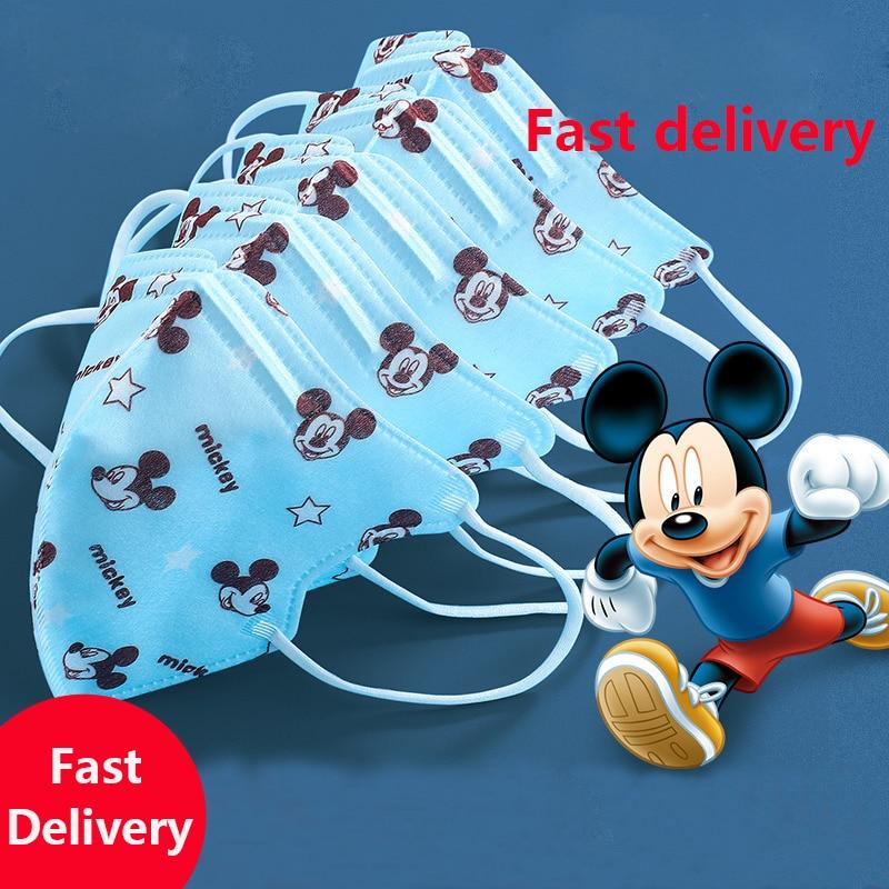50pcs/30pcs/20pcs/10pcs/5pcs/1pcs Disney anime cosplay accessories face frozen Mickey model fashion props free shipping