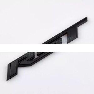Image 4 - Primera cartas emblema para Chevrolet Silverado estilo de coche insignia para la plataforma trasera Pickup adhesivo para maletero 1500, 2500, 3500, 4500, 5500, 2019 2021