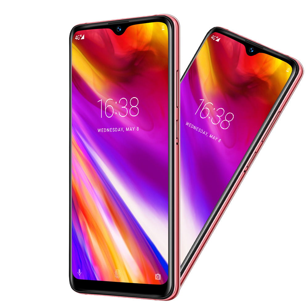 Xgody Mate20 Smartphone Quad Core Android 9.0 3500mAh Cellphone 2GB+16GB 6.26 Inch 19:9 Screen Dual Camera 4G Mobile Phone