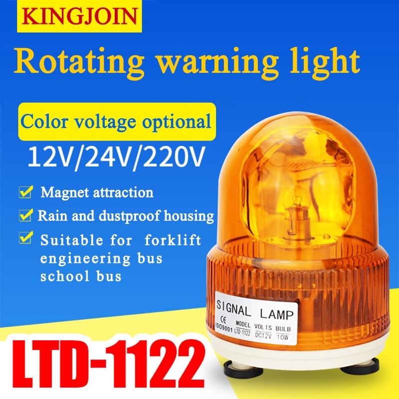 School Bus Dome Light Rotating Flashing Warning Light Yellow Flashing Car Dome Light 12v Ceiling Light Cigarette Lighter Car 24v