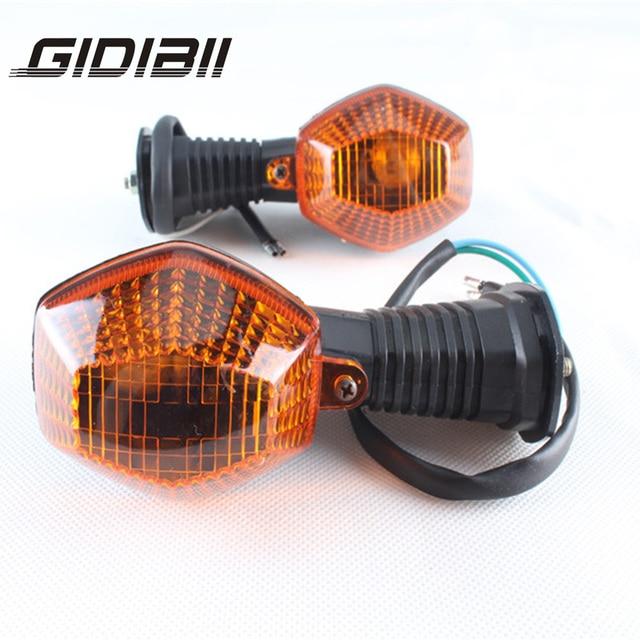 Motorcycle Front Turn Signal Light For SUZUKI GSX R750 /R600 Bandit(GSF1200) 01 05 GSX R1000 01 04 SV1000/S 03 07 Bandit(GSF600)