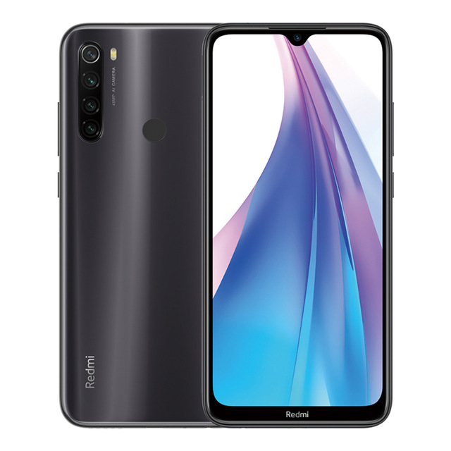 Image 5 - In Stock Global Version Redmi Note 8T 4GB 64G 48MP Camera Cellphone 6.3 Display Snapdragon665 Octa Core 4000mAh 18W Google PayCellphones   -