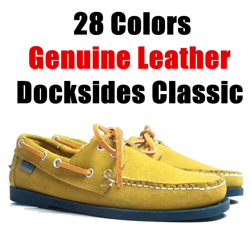 Mens Chaussure Nautique Homme Femme Docksides De Nubuck Leather Casual Boat Shoes Loafers Flats For Men Women X102