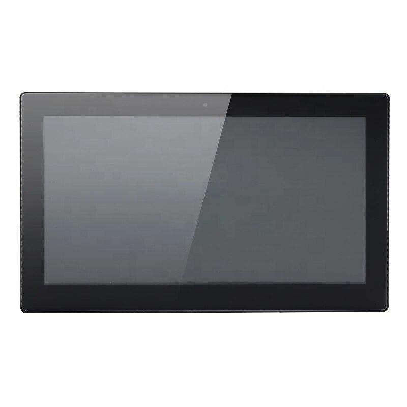 """Прямая поставка с фабрики, монолитный сенсорный экран для ПК, android 15,6 """", киоск, подставка, настенное крепление, планшетный ПК с rj45-0"""