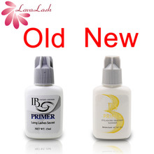 Professional 1 bottle IB ibeauty Eyelash Extensions Glue Primer for Individual Lash Application From Korea 15ml fixing agent