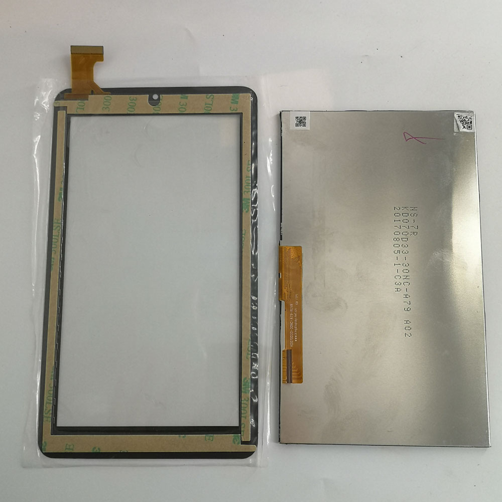 7 Inch LCD Display Touch Screen Digitizer Glass Panel Replacement Parts For Acer Iconia One B1-770 A5007