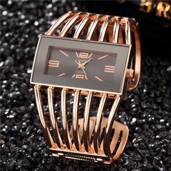Designer Brand Luxury Women Watches Rose Gold Bracelet Wrist Watches for Ladies Quartz Watch Clock Zegarek Damskimontre femme