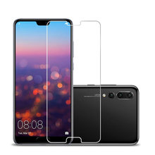 Protective Glass for Huawei P20 lite Pro p30 P10 lite Y6 2018 Y9 Y5 Y6 Y7 Y9 Prime 2019 Tempered Glass Film Screen Protector 9H(China)
