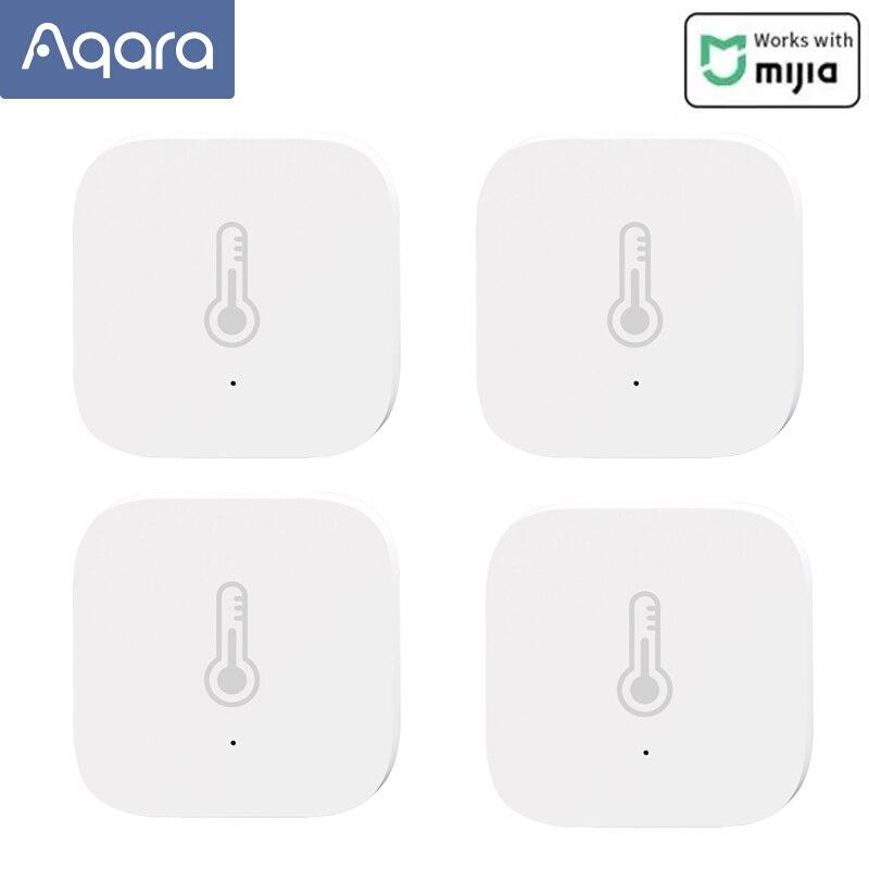 New Original Aqara Smart Air Pressure Temperature Humidity Environment Sensor Work With Android IOS APP Control