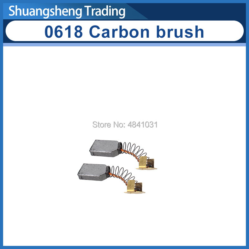 400W & 550W DC Motor Carbon Brush CJ0618 Lathe Spare Parts