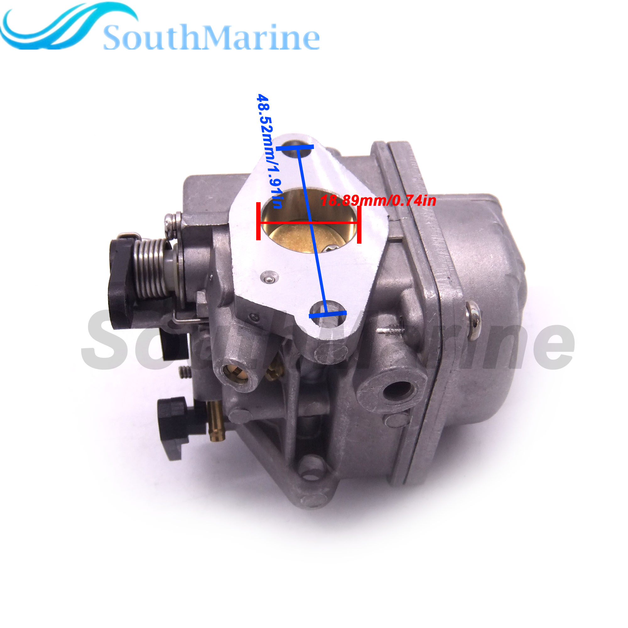 Image 4 - 3R4 03200 0 3R4 03200 1 3R4032000M 3R4032001M Carburetor Assy for Tohatsu Nissan 4 stroke 6HP MFS6 NFS6 A2 B Outboard Motor-in Boat Engine from Automobiles & Motorcycles