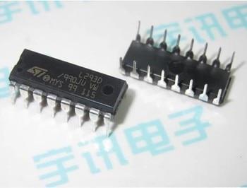 1PCS/LOT Original L293D DIP16 IC MOTOR DRIVER PAR 5pcs lot new original ta6586 6586 dip 8 motor driver ic