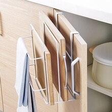 Hooqict кухонный Органайзер хранилище стеллаж для горшков крышкой